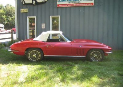 1965 Chevrolet – $56,900