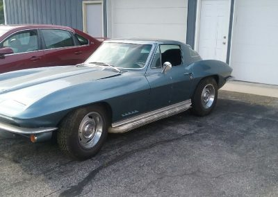 1967 Corvette Coupe – Call for more info and pricing