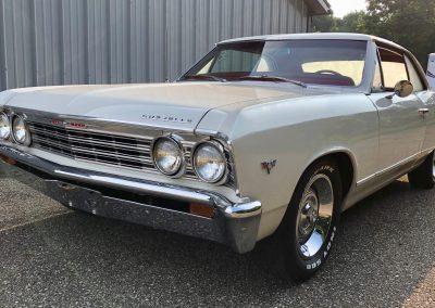 1967 Chevelle Malibu